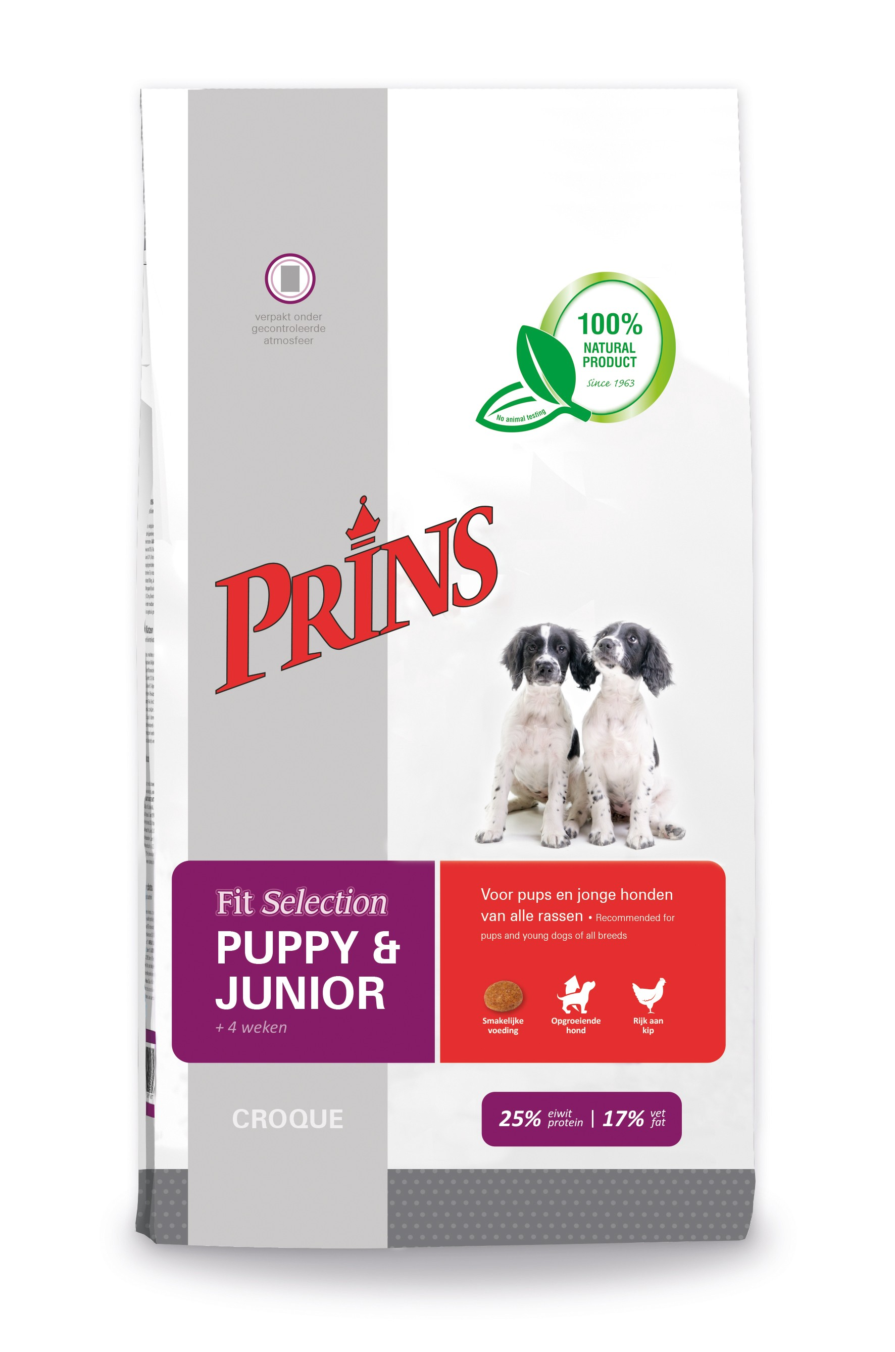 Prins Fit Selection Puppy & Junior Hondenvoer