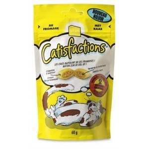 Catisfactions Kaas kattensnoep per verpakking