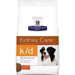 Hill`s Prescription Diet K D hondenvoer 2 kg