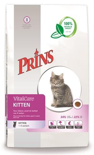 Prins VitalCare Kitten kattenvoer