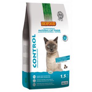 Kattenvoer Biofood Biofood Biofood Control Urinary Sterilised kattenvoer 1.5 kg