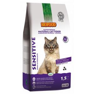 Biofood Premium Sensitive kattenvoer