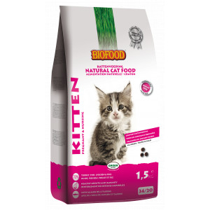 Biofood Kitten kattenvoer