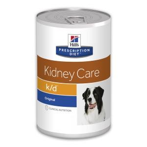 Hill's Prescription Diet K/D Blikken HOND