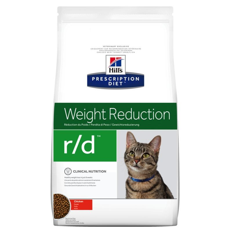 Hill's Prescription Diet R/D kattenvoer
