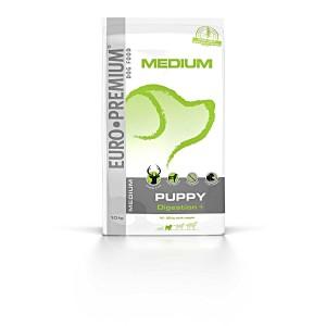 Euro Premium Medium Puppy Digestion+ hondenvoer