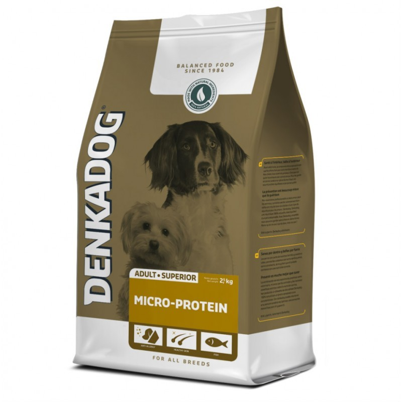 Denkadog Micro-Protein hondenvoer