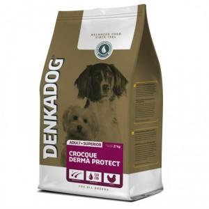 Denkadog Crocque Derma Protect hondenvoer 2 x 12,5 kg