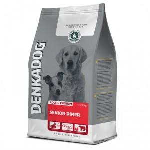 Denkadog Senior Diner hondenvoer 2 x 10 kg