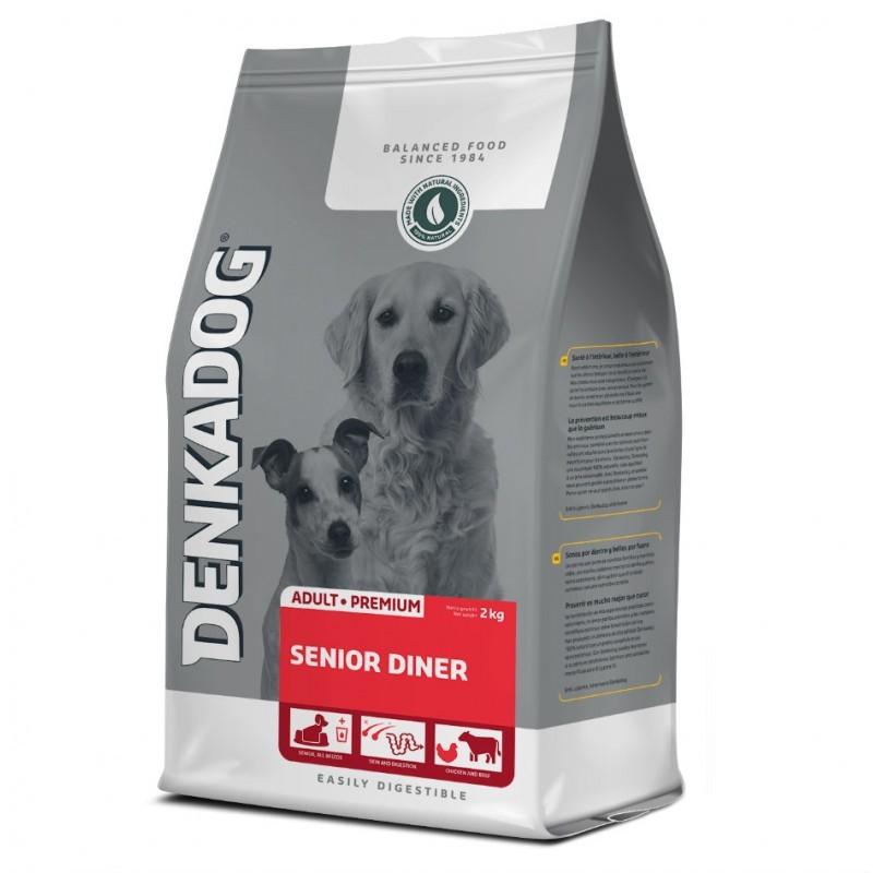 Denkadog Senior Diner hondenvoer