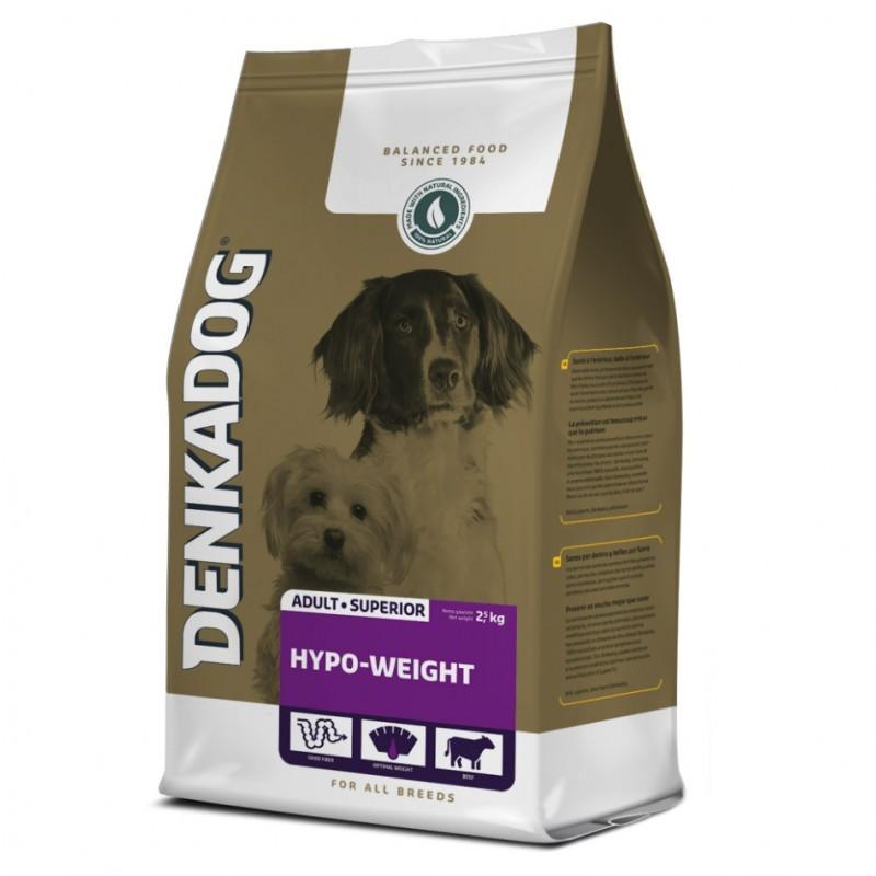 Denkadog Hypo-Weight hondenvoer