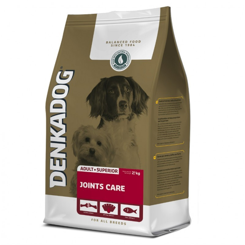 Denkadog Joints Care hondenvoer