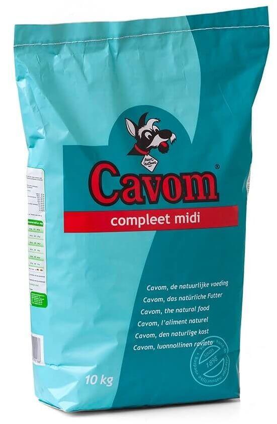 Cavom Compleet Midi hondenvoer