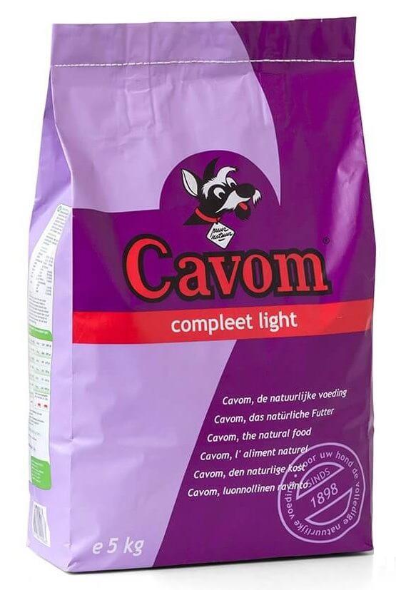 Cavom Compleet Light hondenvoer