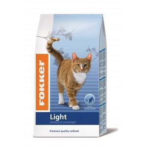 Fokker Light kattenvoer 3 kg