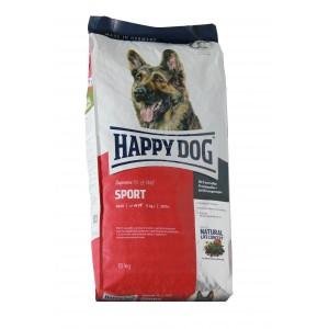 Happy Dog Supreme Adult Sport Hundefutter 15 kg