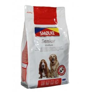 Smølke Senior Medium Hondenvoer 4 x 15 kg