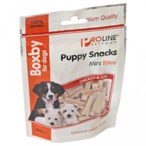 Boxby for dogs Puppy Snacks Mini Bites