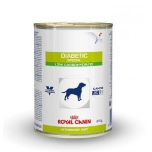 Royal Canin Veterinary Diet Diabetic Special blik hond 1 tray (12 blikken)
