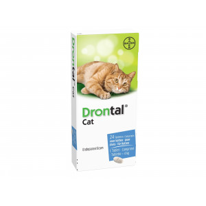 Drontal Cat ontwormingsmiddel