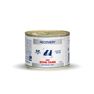 Royal Canin Veterinary Diet Recovery blik hond en kat 3 trays (36 blikken) Royal Canin Veterinary