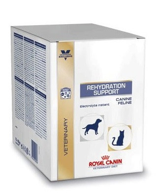 Royal Canin Veterinary Diet Rehydration Support zakjes hond en kat