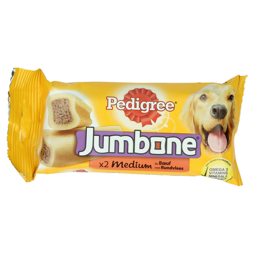 Pedigree Jumbone Medium Rund