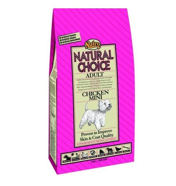 Nutro Choice Mini Maintenance Kip hondenvoer