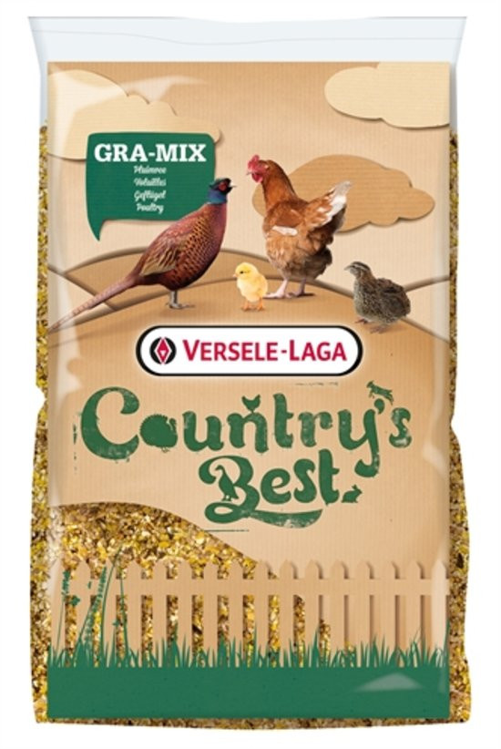 Versele Laga Country's Best GRA-Mix gemengd graan