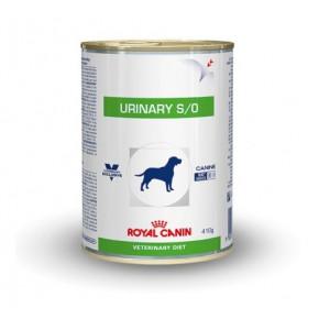 Royal Canin Veterinary Diet Urinary S/O (blik) hondenvoer 1 tray (12 blikken)