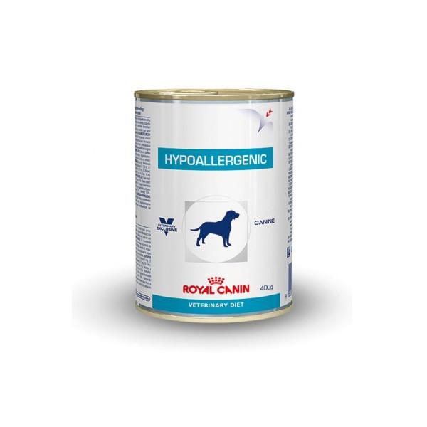 royal canin veterinary diet hypoallergenic blik hondenvoer. Black Bedroom Furniture Sets. Home Design Ideas
