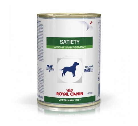 Royal Canin Veterinary Diet Satiety Weight Management 410 gram blik hondenvoer