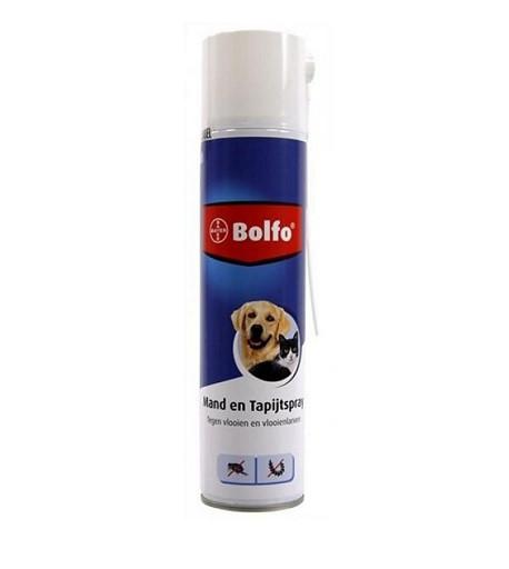 Bolfo Mand en Tapijtspray