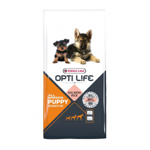Opti Life Puppy Sensitive All Breeds hondenvoer