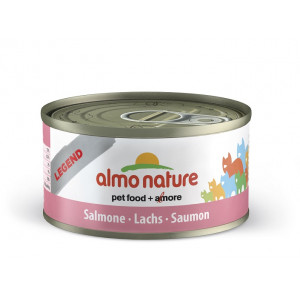 Almo nature cat zalm