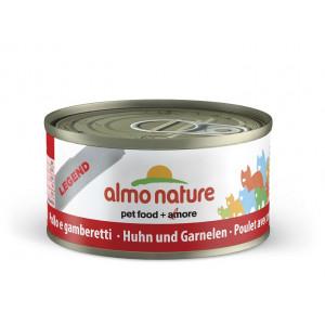 Almo Nature HFC Natural Kip en Garnaaltjes 70 gr