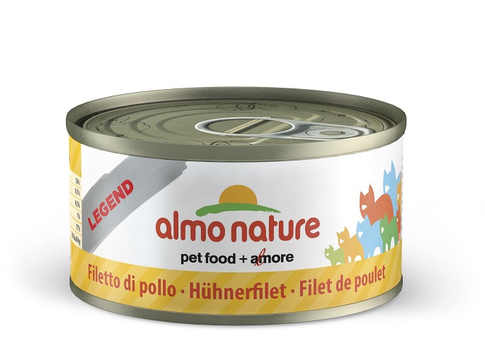 Almo Nature Natural Kipfilet 70 gr
