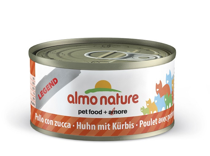 Almo Nature Natural Kip met Pompoen 70 gr