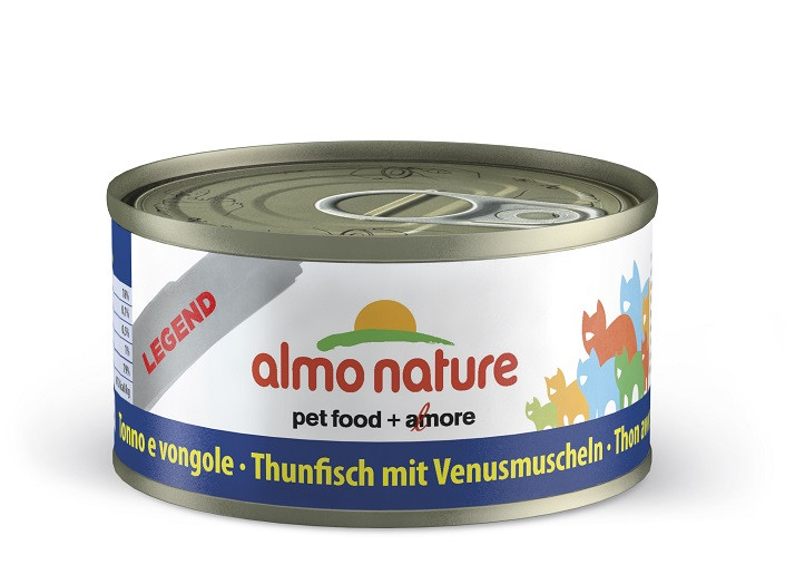 Almo Nature HFC Natural Tonijn met Mosselen 70 gr