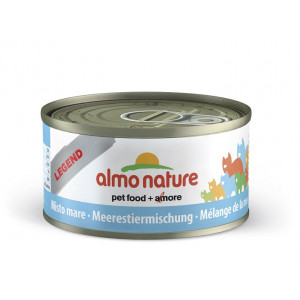 Almo nature cat mixed seafood