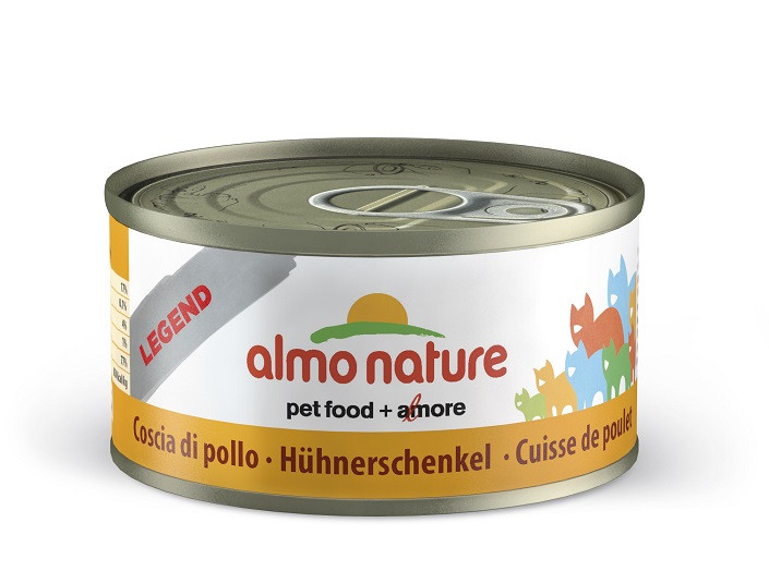 Almo Nature Natural Kippenbout 70 gram