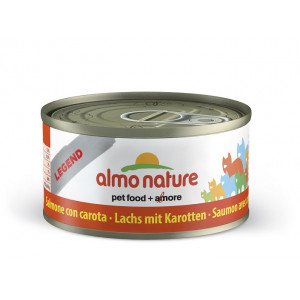 Almo Nature HFC Jelly Zalm met Wortel 70 gr Per 24 (Natural)