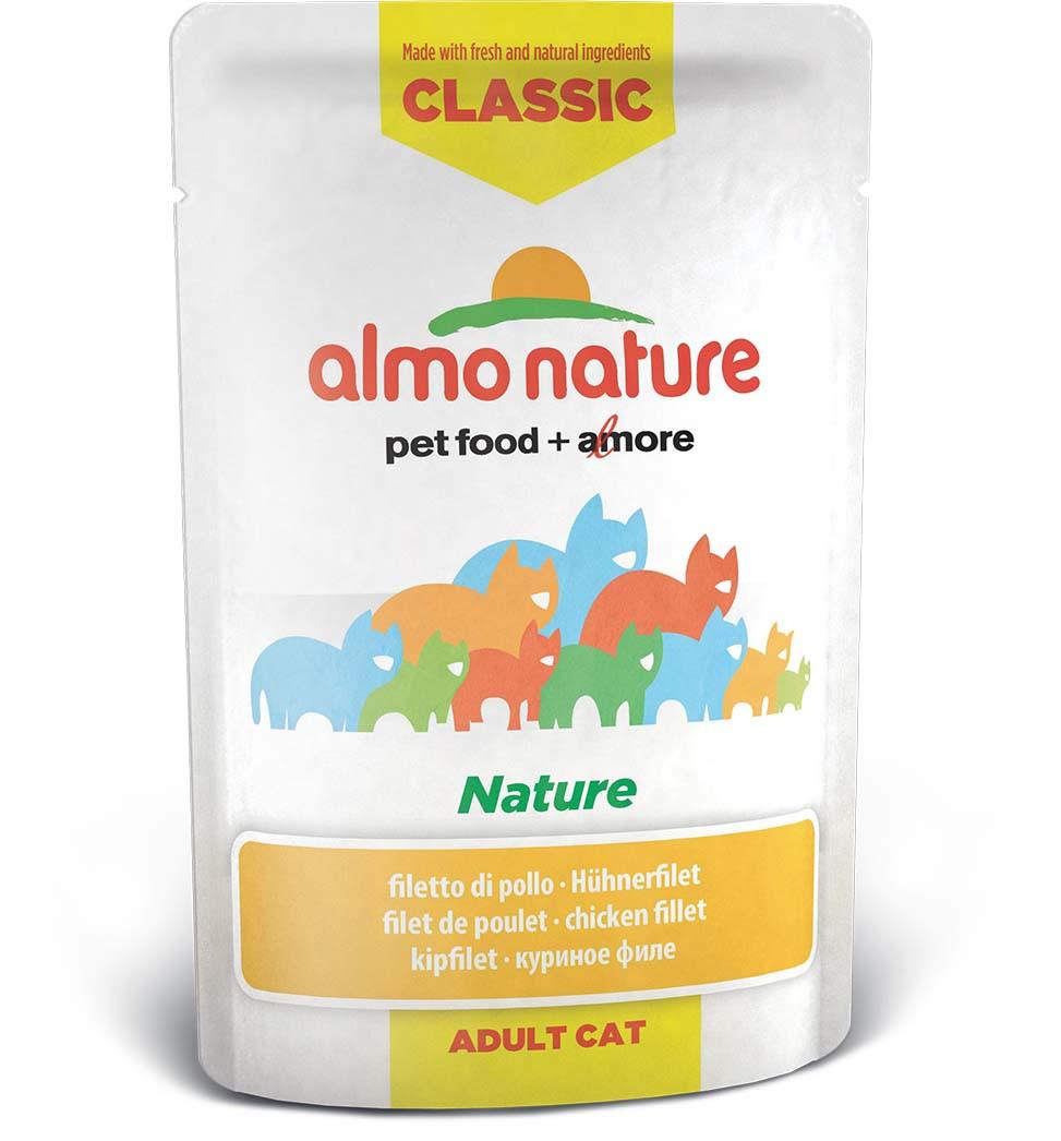 Almo Nature Classic Nature Kipfilet 55 gr