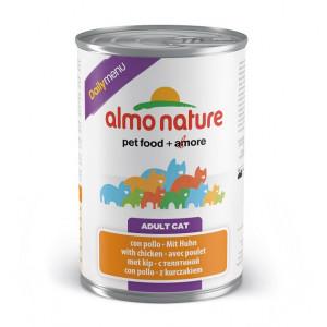 Almo Nature Daily Kip 400 gram (165) Per 12