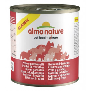 Almo Nature HFC Natural Kip & Garnalen 280 gr
