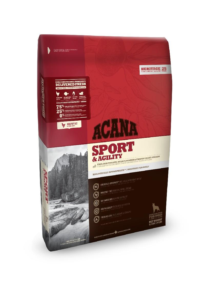 Acana Heritage Sport & Agility hondenvoer