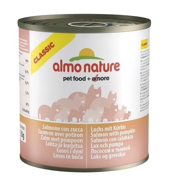 Almo Nature HFC Natural Zalm & Pompoen 280 gr