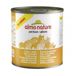 Almo Nature HFC Natural Tonijn en Kip 280 gr