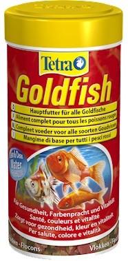 Tetra Goldfish goudvissenvoer OP is OP