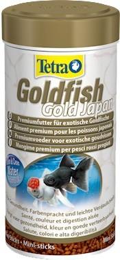 Tetra Gold Japan sluierstaartenvoer